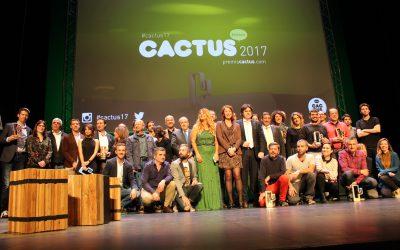Els Premis Cactus es consoliden en la seva tercera edició