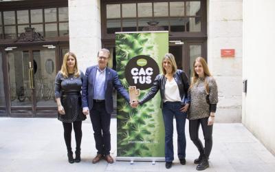 Roda de premsa de presentació de les novetats de la sisena edició dels Premis Cactus