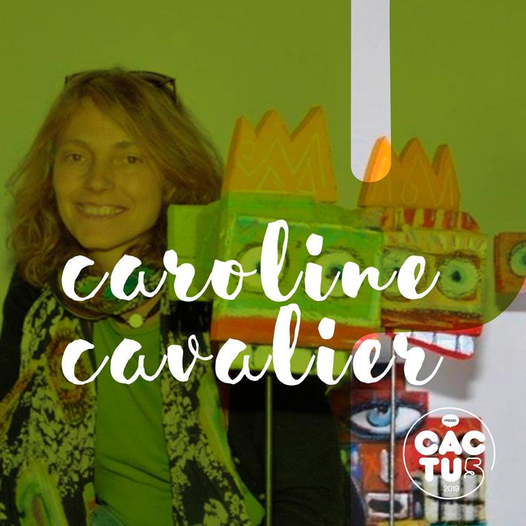Caroline Cavalier
