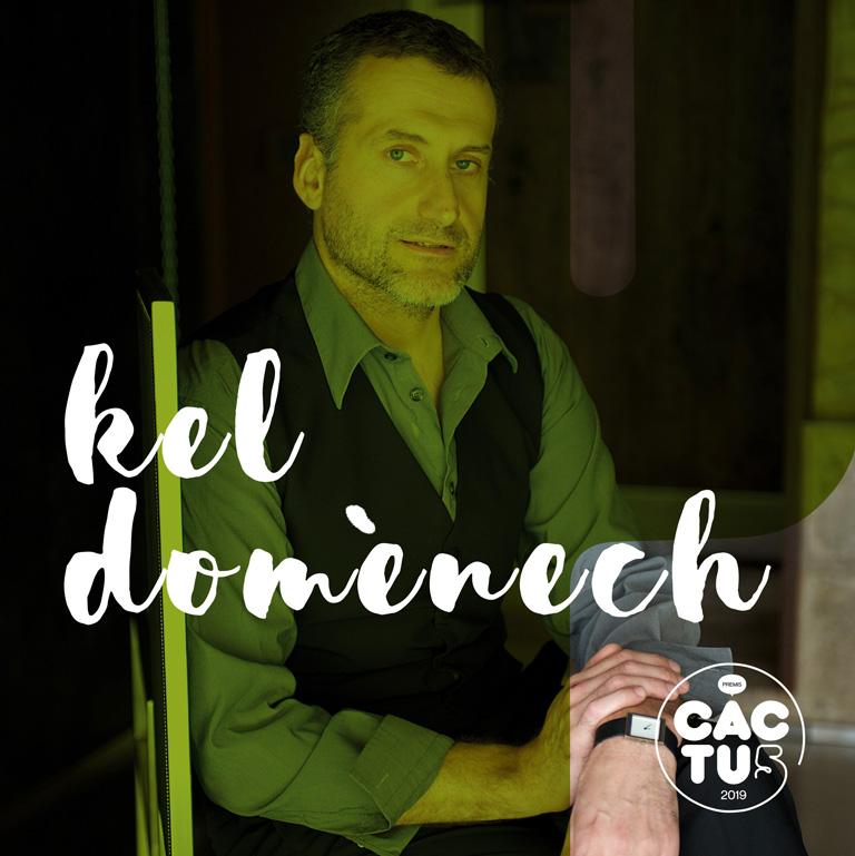 Kel Domènech